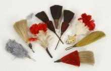 Lot of Military Hat Plumes