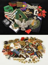 Lot of Military Patches and Insignia