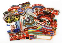 Lot of Military Patches and Ribbon Bars