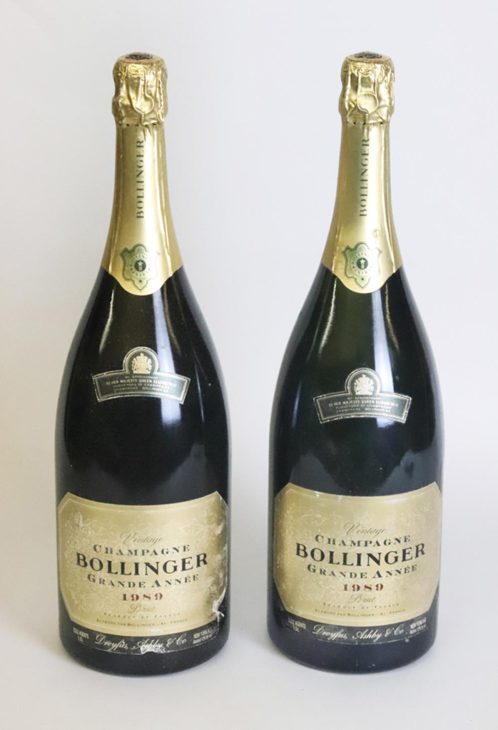 1989 Bollinger La Grande Annee Brut