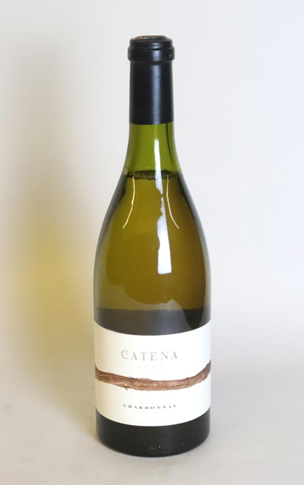 1995 Catena Alta Chardonnay