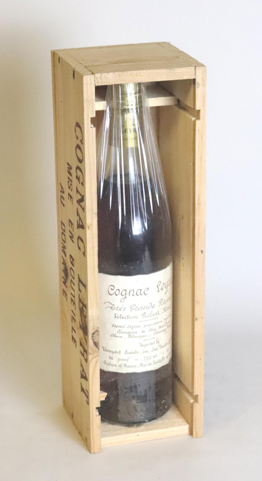 Cognac Leyrat Tres Grande Reserve, Robert Haas