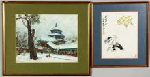 Two Chinese Paintings