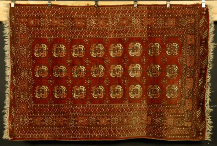 Antique Bokhara Carpet