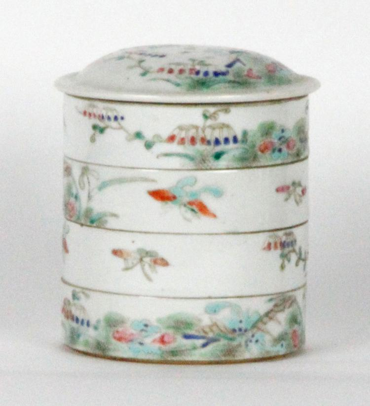 Chinese Porcelain Food Container