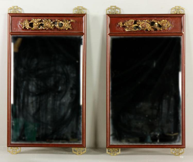 Pr. Chinese Mirrors
