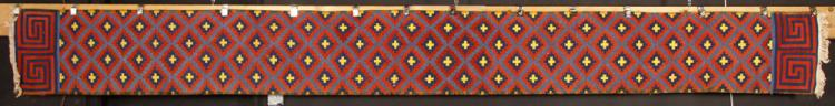 Indian Dhurrie Carpet Runner