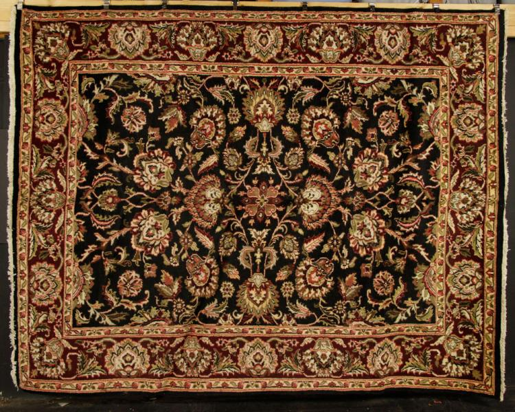 Semi Antique Indo Chinese Carpet