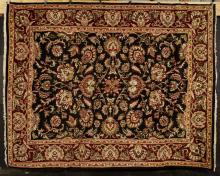 Semi Antique Indo Chinese Carpet