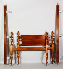Early 19th C. Bed Frame