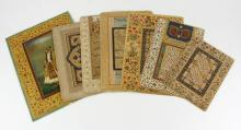 Mughal Manuscripts and Portrait