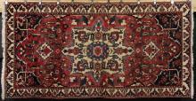 Semi-Antique Bibikabad Carpet