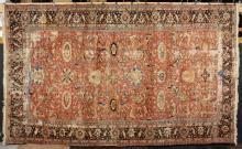 19th C. Persian Mahal Carpet