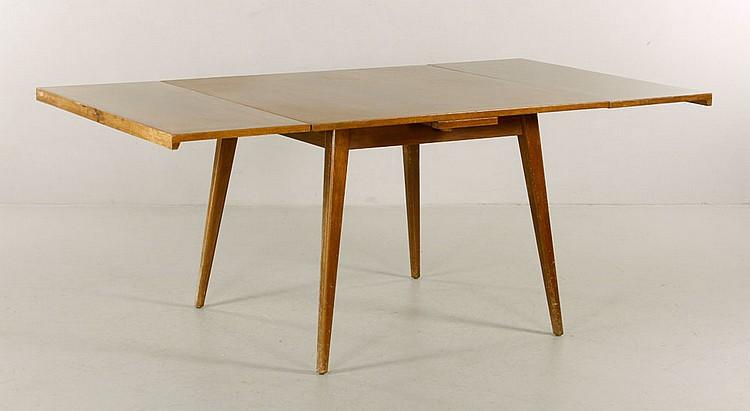 Danish Mid Century Modern Teak Dining Table