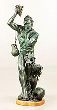 Ghiglieri, Bacchus, Bronze