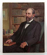 Graham, Portrait of Mr. Gere, O/B