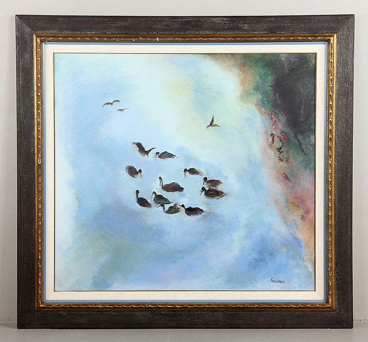 Kreindler, Birds, O/C