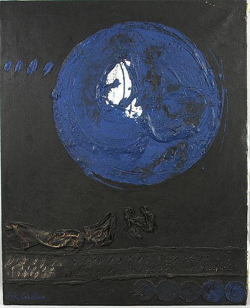 Jose Caballero (Spanish, 1916-1991), 'La Noche De