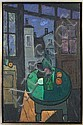 Otto Abt (Swiss, 1903-1982), 'Beau Matin', 1958,, Otto Abt, Click for value