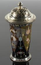 Japanese Cloissone Vase