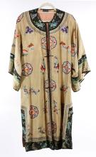 Chinese Qing Dynasty Embroidered Robe