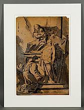 Tiepolo, Classical Scene, Print