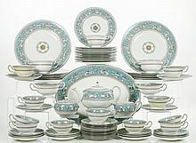 83 Piece Wedgwood Florentine China Set