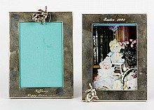2 Tiffany & Co Sterling Silver Frames