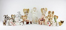 Collection of Angel Figurines