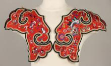 Chinese Embroidered Collar