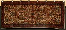 Semi Antique Sarouk Rug