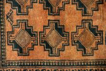 Semi-Antique Ersari Carpet