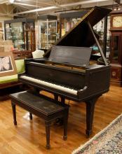 Sohmer & Co. New York Baby Grand Piano