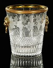 Early 20th C. French Wine Cooler