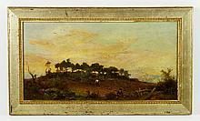 Holden, Farm Landscape, O/C