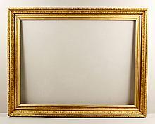 19th c. Gold Leaf Frame