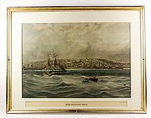 Wellstood, New Bedford MA, Engraving