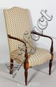 Late 20th C. American Federal Style Lolling Chair