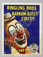 6 Ringling Brothers and Barnum and Bailey Circus Posters
