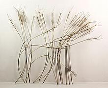 Jere, Wheat, Welded Brass
