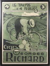 Henri Boulanger, Vintage French Poster