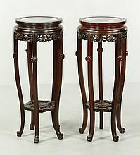 Two Chinese Stands