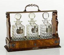 3 Bottle Tantalus