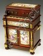 19th C. French Music Jewelry Box