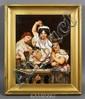19th C. German Porcelain Plaque