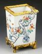 19th C. German Porcelain Vase