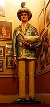 Monumental Statue of Le Grand David