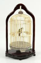 Asian Bone Bird Cage
