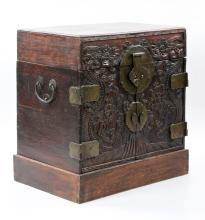 19th C. Chinese Doctor's Cabinet