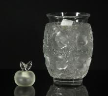 Two Lalique Items